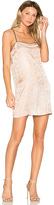 Raquel Allegra 90's Mini Dress