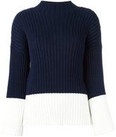 Polo Ralph Lauren contrast jumper