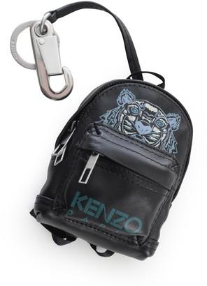 Kenzo Backpack Tiger Keyring