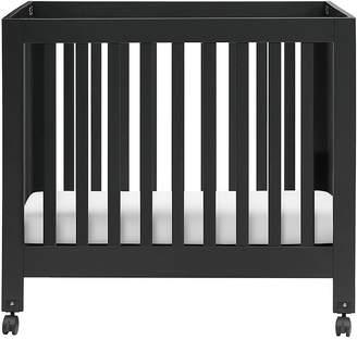 Pottery Barn Kids Babyletto Origami Mini Crib, White, Standard UPS Delivery
