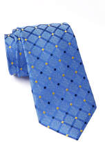 Nautica Sacrett Grid Silk Tie