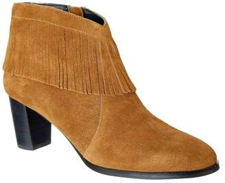 David Tate Misty Western Fringe Bootie - Multiple Widths Available