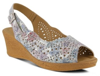Spring Step Jaciosing Wedge Sandal