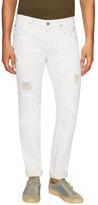 Hudson Sartor Cotton Skinny Jeans