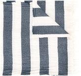 Dondup striped scarf - men - Cotton - One Size