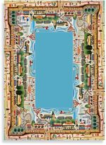 Bed Bath & Beyond Concord Global Coney Island 5-Foot 3-Inch x 7-Foot 3-Inch Indoor Rug