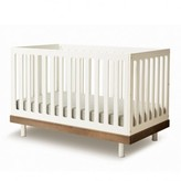 Oeuf NYC Classic convertible bed 0 - 6 years - Walnut