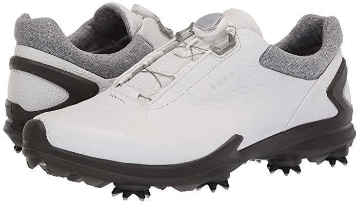 Ecco Biom G 3 Boa Shadow White Men S Golf Shoes Shopstyle
