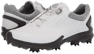 Ecco BIOM G 3 Boa (Shadow White) Men's Golf Shoes