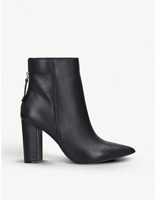 Steve Madden Renn pointed-toe leather boots