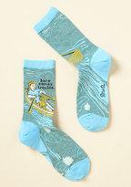 ModCloth Rock the Boat Socks