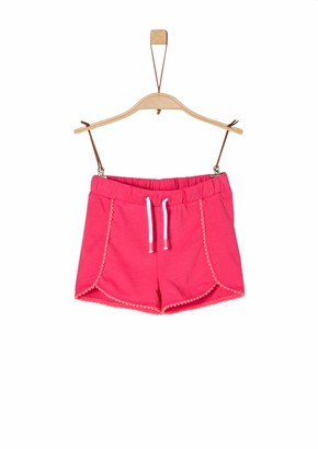 S'Oliver Girls' 53.904.75.5876 Trousers