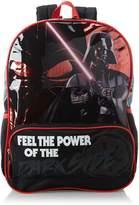 Star Wars Accessory Innovations Big Boys' Starwars Darth Vader Light Saber Backpack