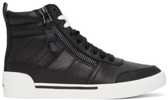Diesel Black S-Dvelows Sneakers