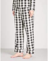 Skin Lilou cotton pyjama bottoms