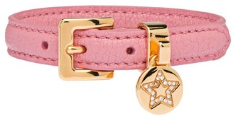 Miu Miu Star Charm Adjustable Bracelet