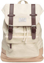 H&M Canvas Backpack - Natural white - Men