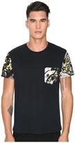 Versace EB3GOA7S4 Men's T Shirt