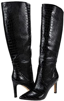 Nine West Maxim Knee High Boot (Black 1) Women's Shoes