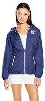 U.S. Polo Assn. Women's Hooded Windbreaker Jacket
