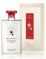 Bvlgari Eau Parfumee au the rouge Body Lotion/6.8 oz.