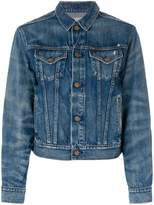 Polo Ralph Lauren cropped denim jacket