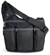 Diaper Dude Infant Shoulder Messenger Bag - Black