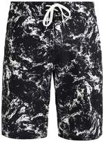 DC CRUTCHFIELD Swimming shorts black storm