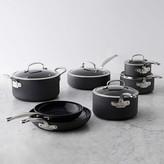 Williams-Sonoma GreenPanTM Black Ceramic Nonstick 12-Piece Cookware Set