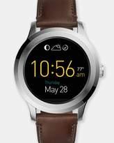 Fossil Smartwatch Q Founder Dark Brown