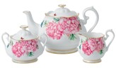 Royal Albert Miranda Kerr for Friendship Teapot, Sugar & Creamer