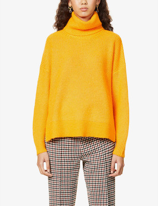 Camilla And Marc Halley turtleneck knitted jumper