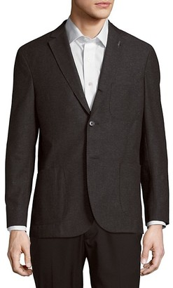 Michael Bastian Regular-Fit Wool Cotton Jacket