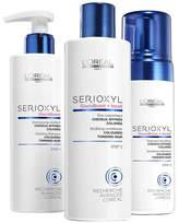 L'Oreal Serioxyl Kit 2 For Coloured Thinning Hair (615ml)