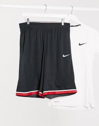 Nike Basketball classic shorts in black