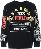 Kokon To Zai 'Field' sweatshirt - men - Cotton - XS