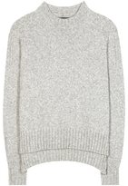 Isabel Marant Finn wool and camel-blend sweater