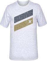 Hurley Men's Slash Track Graphic-Print T-Shirt