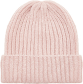 Accessorize Ribbed Beanie Hat