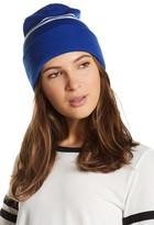 Topshop Striped Sporty Beanie