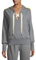 Splendid Warwick Active Hooded Sweatshirt