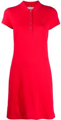 Tommy Hilfiger Logo Polo Dress