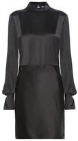 Acne Studios Ellie Satin Dress