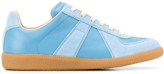 Maison Margiela Replica panelled low-top sneakers