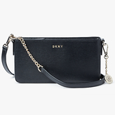 DKNY Sutton Leather Small Cross Body Bag
