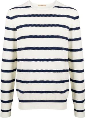 Nuur Striped Knit Jumper