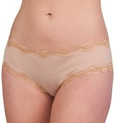 Candies Juniors' Candie's® Lace Micro Cheeky Panty