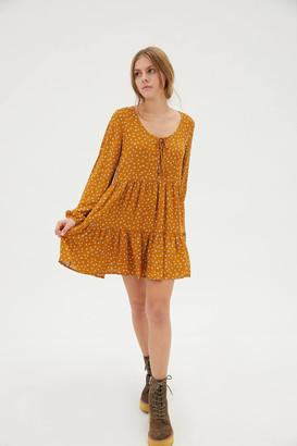 Dress Forum Tiered Ruffle Frock Dress