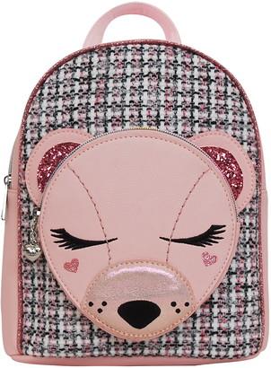 OMG Accessories OMG Classy Kola Bear Mini Backpack