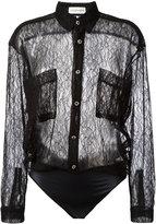 Faith Connexion lace body shirt